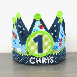 Verjaardagskroon Chris