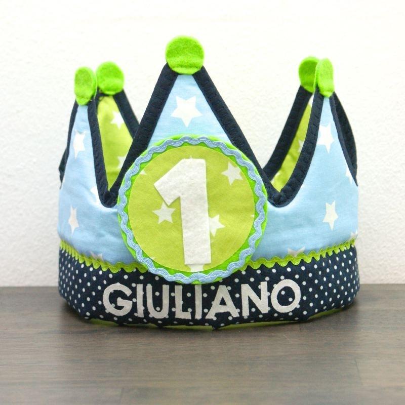 """Verjaardagskroon """"Giuliano"""""""