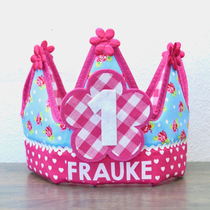 Verjaardagskroon Frauke