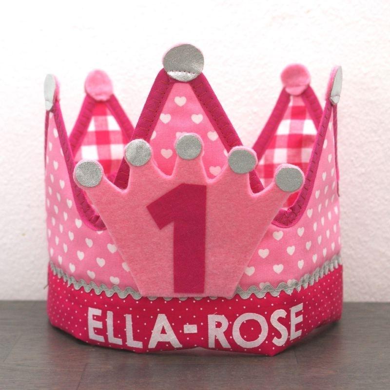 """Verjaardagskroon """"Ella-Rose"""""""