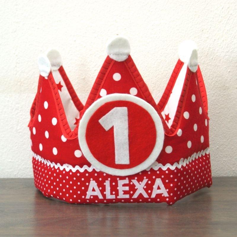 "Verjaardagskroon ""Alexa"""