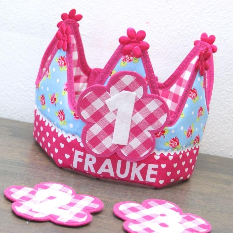 """Verjaardagskroon """"Frauke"""""""