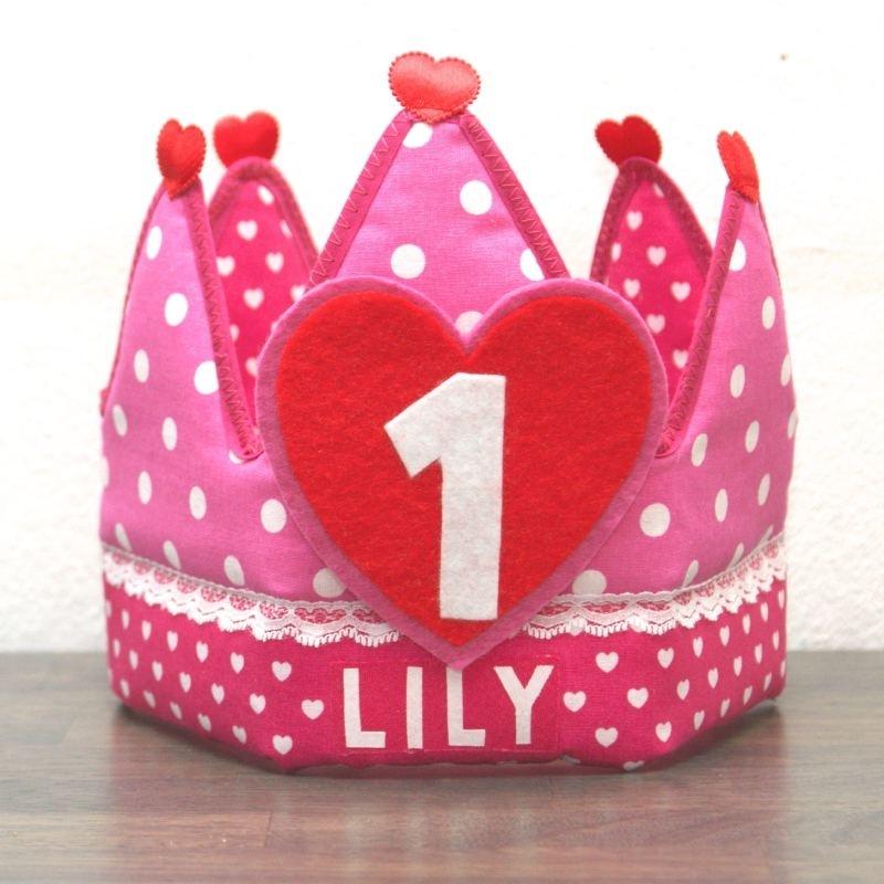 """Verjaardagskroon """"Lily"""""""