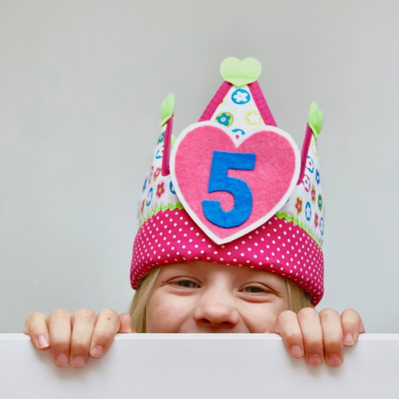 Verjaardagskroon Imke