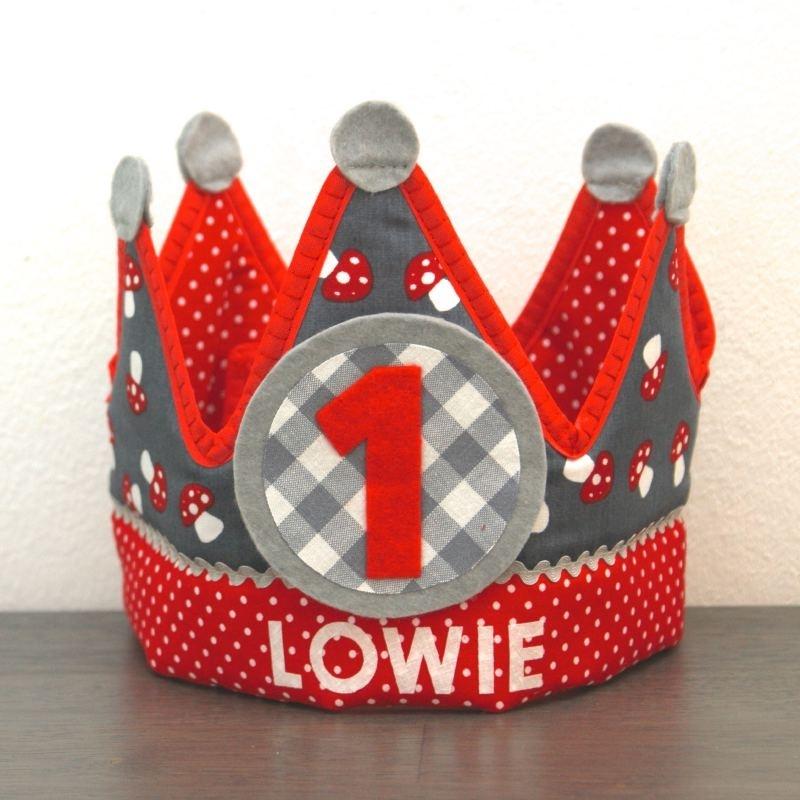 Verjaardagskroon Lowie