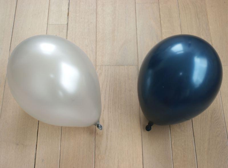 Ballonnen, los