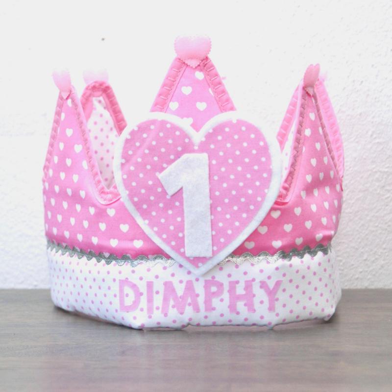 Verjaardagskroon Dimphy