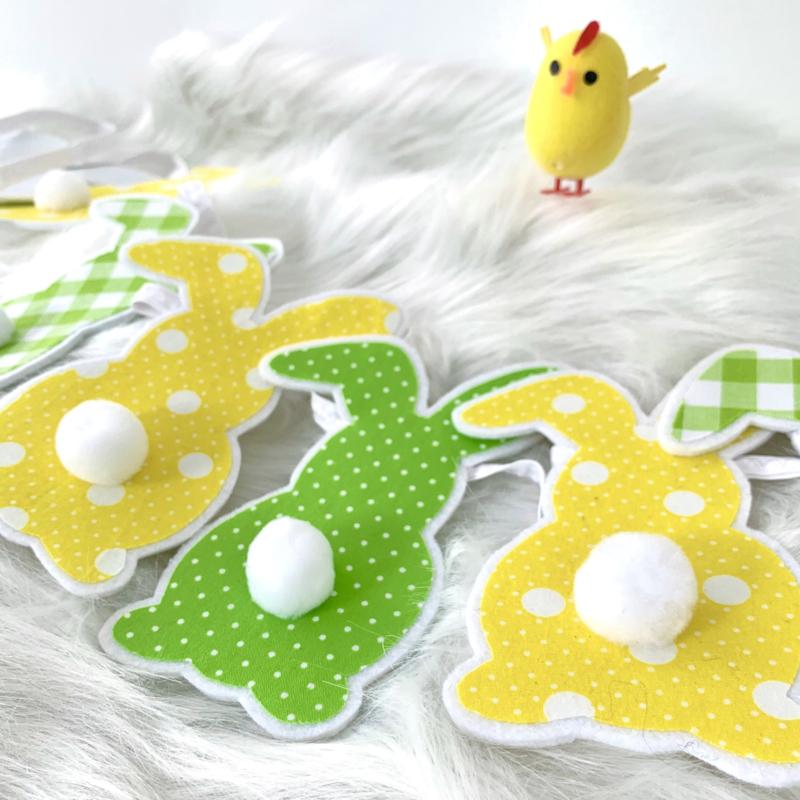 Paasslinger konijntjes