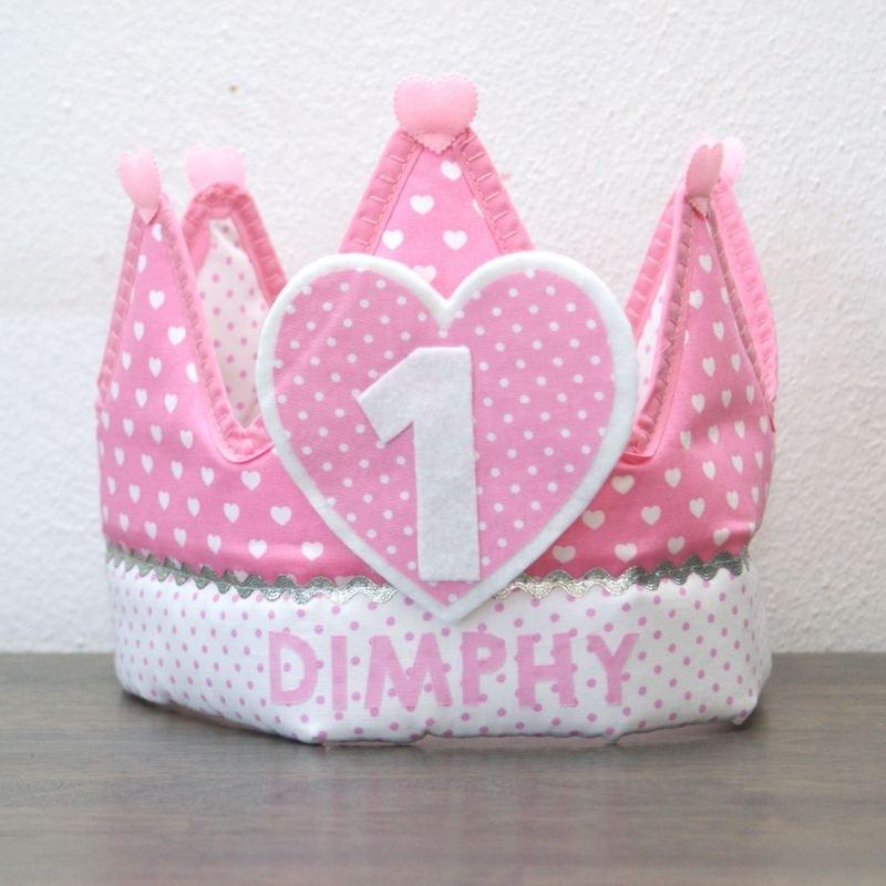 """Verjaardagskroon """"Dimphy"""""""