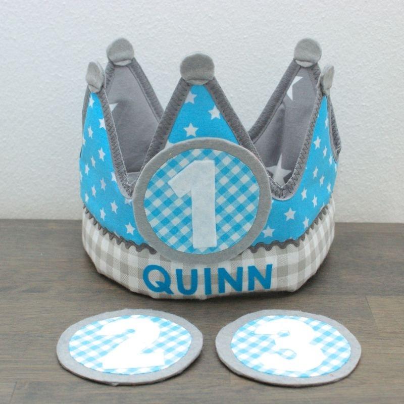"""Verjaardagskroon """"Quinn"""""""