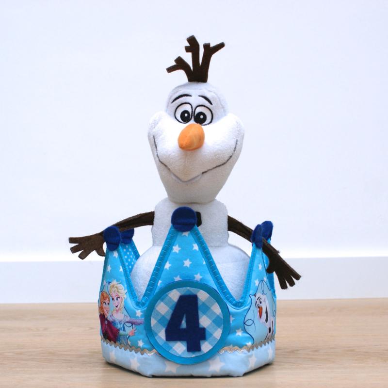 Verjaardagskroon Frozen