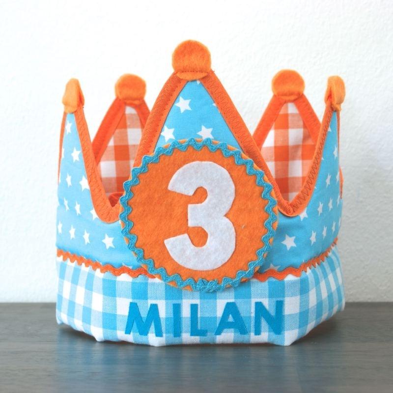"""Verjaardagskroon """"Milan"""""""