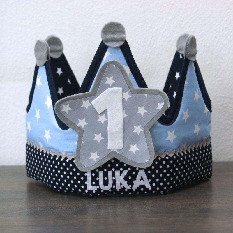 """Verjaardagskroon """"Luka"""""""