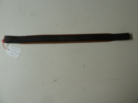 Frontriem Ideal zwart/bruin Cob