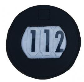 Ideal Nummerhouder rond voor 3 of 4 nummers
