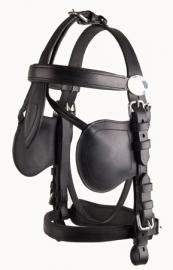 Ideal LeatherTech trekpaard Hoofdstel