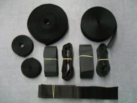 Diverse Klittenband zware kwaliteit