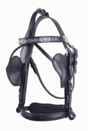 Ideal Luxe enkelspan Bakstukken met halve of hele oogkleppen