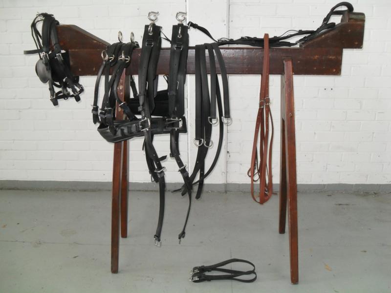 BR Tuig tweespan kunststof Pony