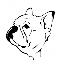 Sticker bull 08