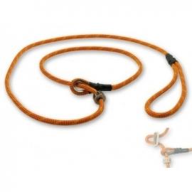 Field trial moxon lijn 6mm - 130cm met geweistop oranje