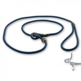 Field trial moxon lijn 6mm - 150cm met geweistop blauw