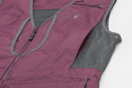 Pinewood Dogsport Vest 2.0 - dames - Plum - model 31840-582