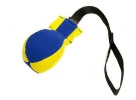 Speedball geel/blauw