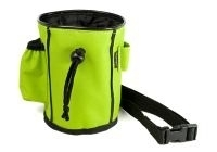 Treat bag neon groen