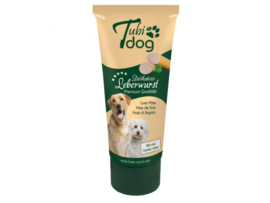 Tubi Dog leverworst tube