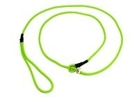 Field trial moxon lijn 4mm - 130cm neon groen