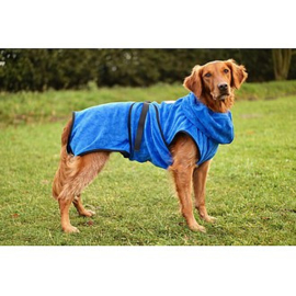 SuperFurDogs Premium Chillcoat - blauw