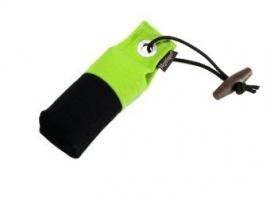 Pocket dummy 85g neon groen/zwart
