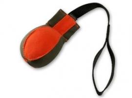 Speedball khaki/oranje