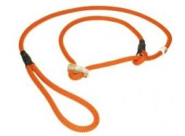 Field trial moxon lijn 8 mm - 180 cm met geweistop oranje