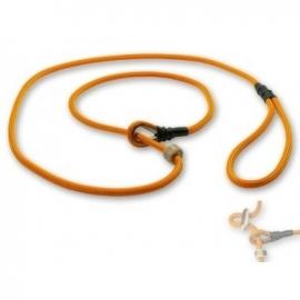 Field trial moxon lijn 6mm - 150cm met geweistop oranje