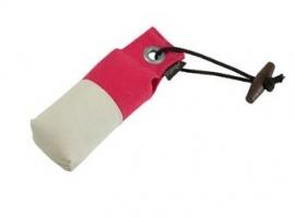 Pocket dummy 85g hot pink/wit