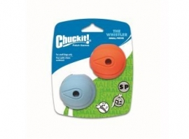 Chuckit! Whistler balls - medium - set 2 stuks