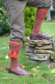 House of Cheviot - Reiver + garter - Autumn glow