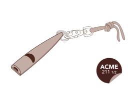 Acme 211 1/2 + fluitkoord