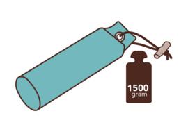 Dummy Trainer 1500 gram