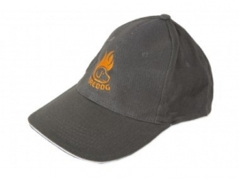 Firedog Cap dark grey