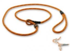 Field trial moxon lijn 6mm - 130cm met geweistop oranje/rood