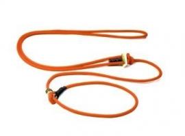 Schouderlijn `Hunting profi silent` 280cm oranje
