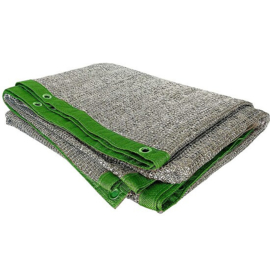 Aluminium Schaduwdeken 5m x 3,2m