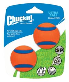 Chukit! Ultra Ball Small 5 cm - 2 stuks