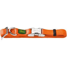 Hunter Puppy training set  - halsband en lijn - oranje