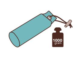 Dummy Trainer 1000 gram