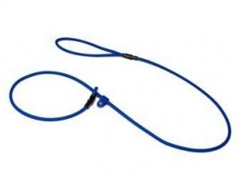 Biothane moxon lijn 8mm - 150cm - blauw
