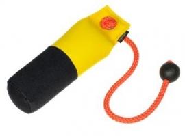 Long-Throw dummy 250g geel/zwart